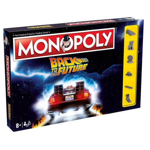 Monopoly Back To The Future
