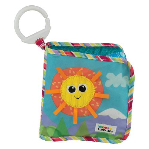 Tomy Lamaze Discovery Book
