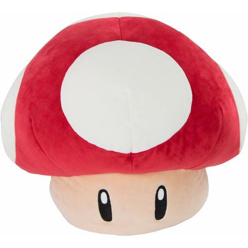 40cm Plush Mario Mushroom