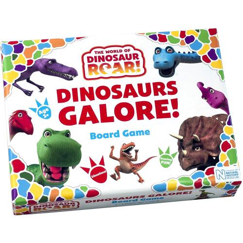 Dinosaur Roar! Dinosaurs Galore Board Game