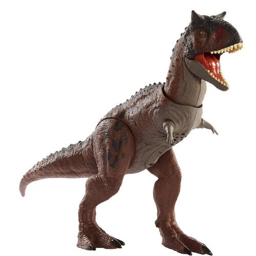 Jurassic World Camp Cretaceous Control 'N Conquer Carnotaurus Toro