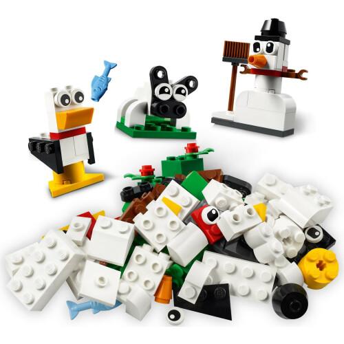 Lego 11012 Classic Creative White Bricks