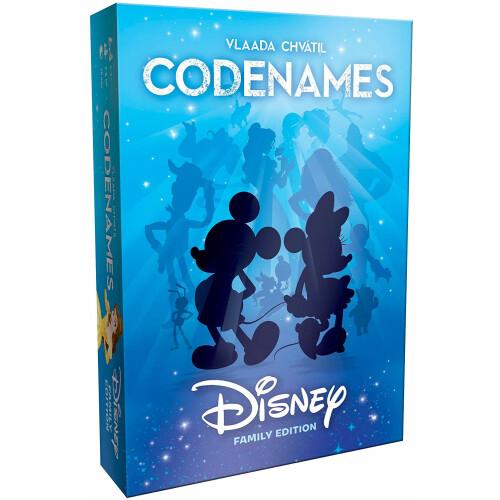 Codenames - Disney Family Edition