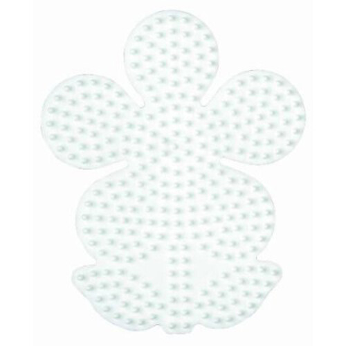 Hama Beads Single Pegboard 299 Flower