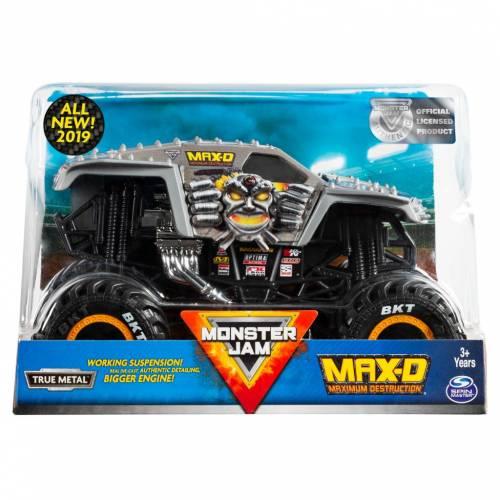 Monster Jam - 1:24 Scale - Max-D Maximum Destruction