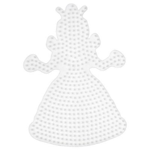 Hama Beads Single Pegboard 258 Princess