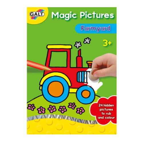 Galt Magic Picture Pad -  Farmyard