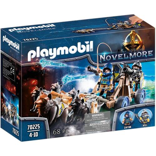 Playmobil 70225 Novelmore Wolf Team