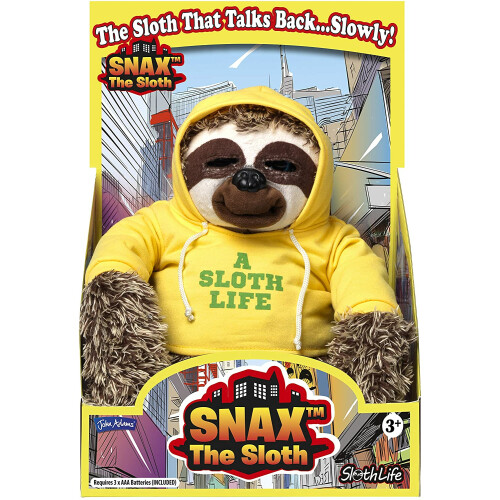 Snax the Sloth