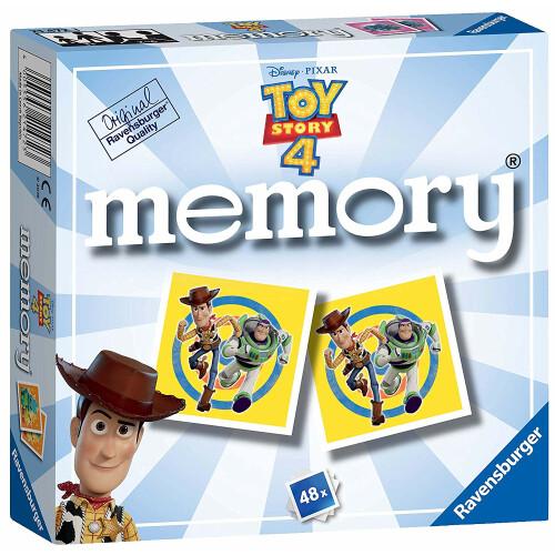 Ravensburger Mini Memory Game Toy Story 4