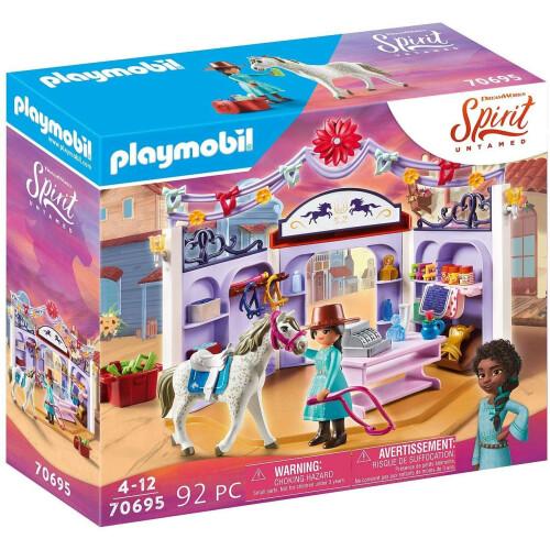 Playmobil Spirit Untamed 70695 Miradero Tack Shop