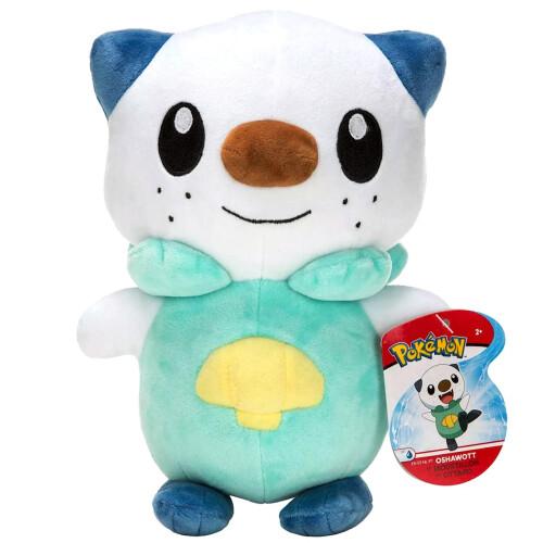 Pokemon 8 Inch Plush - Oshawott
