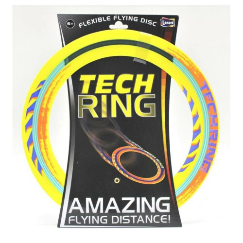 The Ultimate Tech Ring ( Yellow )