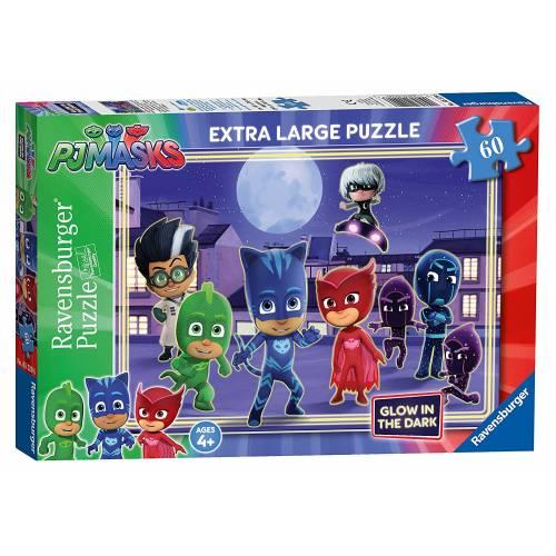 Ravensburger 60 XL Piece Puzzle PJ Masks