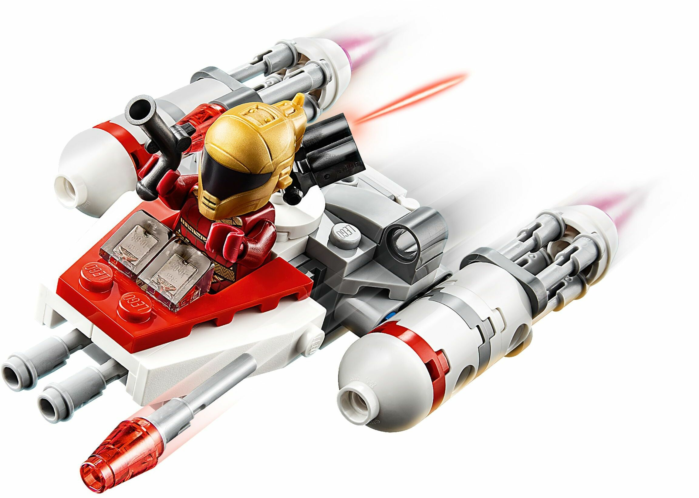 Lego 75263 Star Wars Resistance Y Wing Microfighter Toys N Tuck
