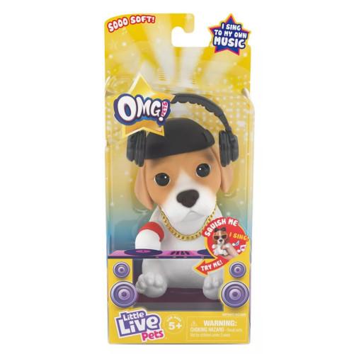 Little Live Pets OMG! Pets Have Talent - DJ
