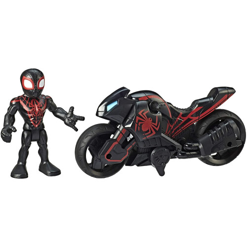 Marvel Super Hero Adventures - Kid Arachnid Web Wheels