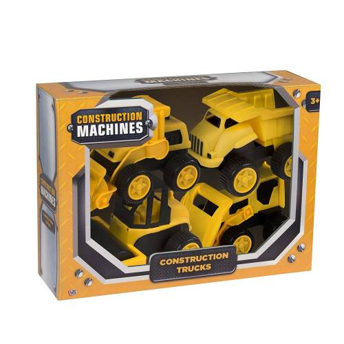 Construction Machines - Construction Trucks
