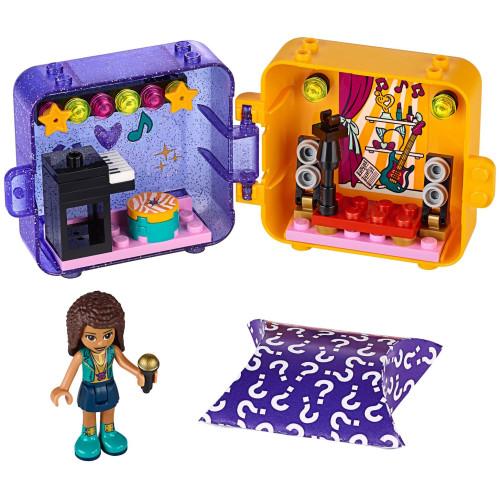 Lego 41400 Friends Andrea's Play Cube