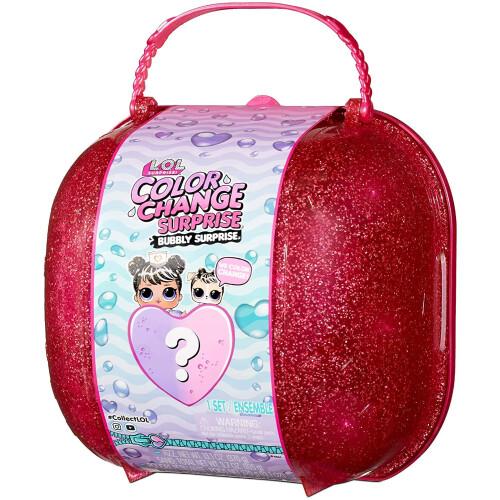 LOL Surprise! Colour Change Surprise Bubbly Surprise - Pink