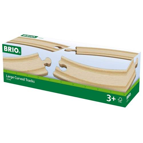 Brio 33342 Large Curved Tracks
