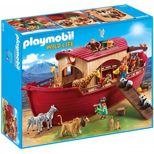 Playmobil 9373 Wildlife Noah's Ark