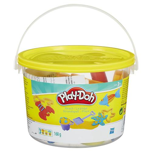 Play-Doh Mini Bucket - Beach