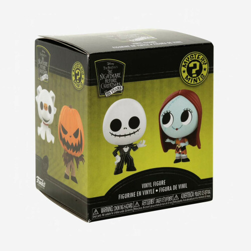 Funko Mystery Minis Blind Box The Nightmare Before Christmas