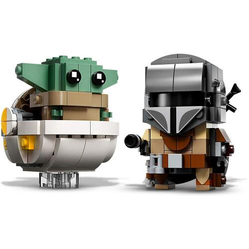 Lego 75317 Star Wars Brick Head The Mandalorian The Child