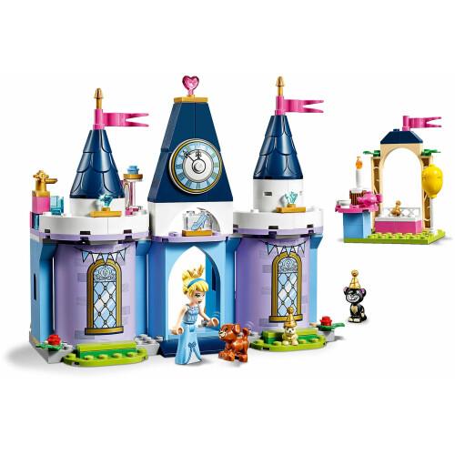 Lego 43178 Disney Cinderella's Castle Celebration