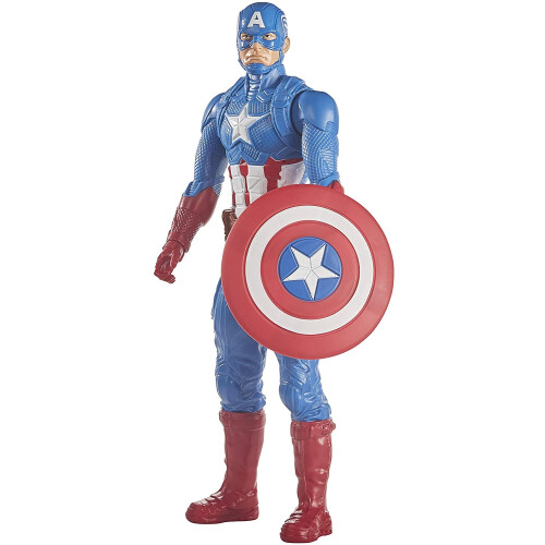 Avengers Titan Hero Series Captain America