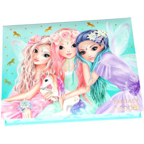 Depesche Fantasy Model Mermaid Stationary Box