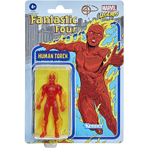 Marvel Legends - Human Torch