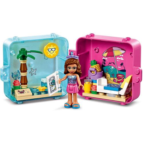 Lego 41412 Friends Olivia's Summer Play Cube