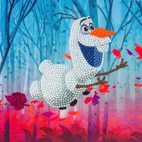 Crystal Art Disney Card Kit - Frozen 2