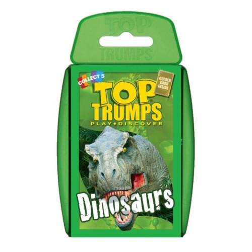 Top Trumps Dinosaurs