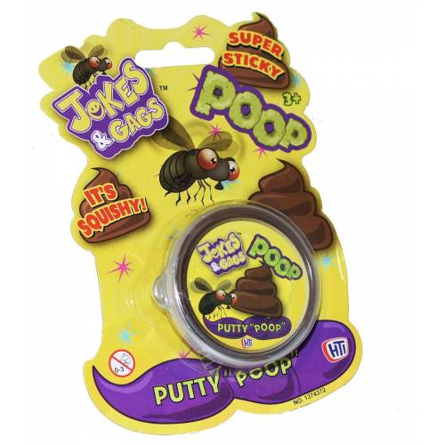 Jokes & Gags Putty Poop