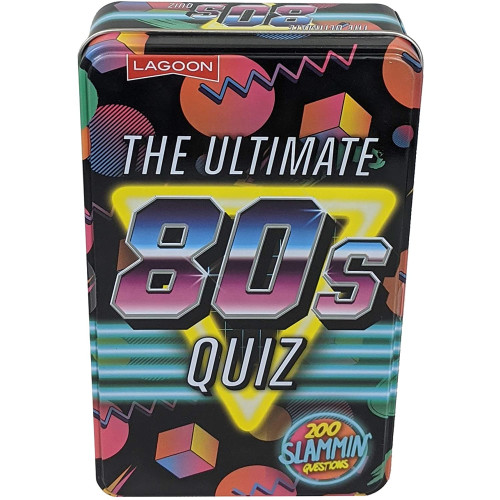 The Ultimate 80s Quiz
