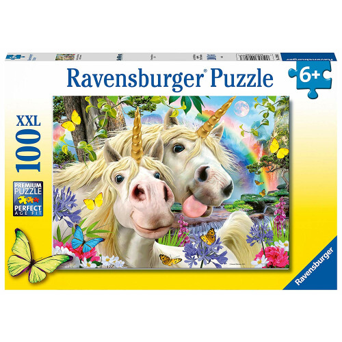 Ravensburger 100 XXL Piece Puzzle Don't Worry Be Happy