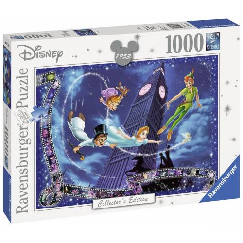 Ravensburger 1000pc Disney Collector's Edition Peter Pan Jigsaw Puzzle