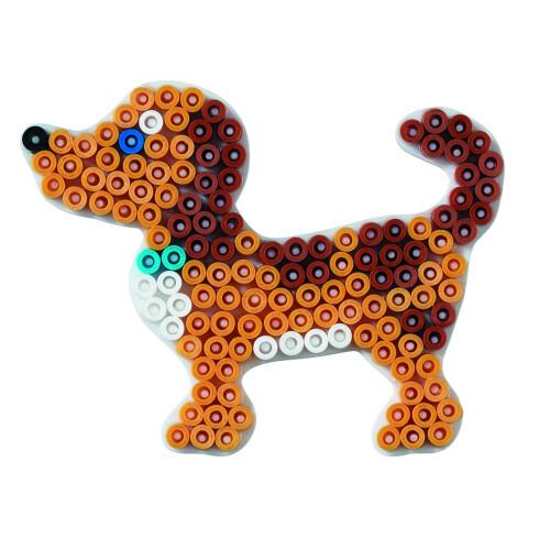 Hama Beads Single Pegboard 326 Small Dog