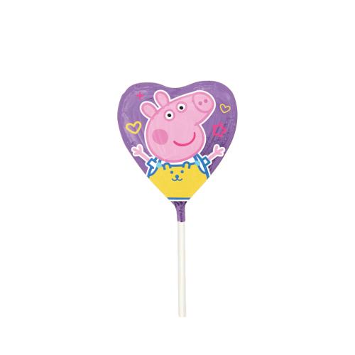 Kinnerton Peppa Pig Milk Chocolate Lollipop
