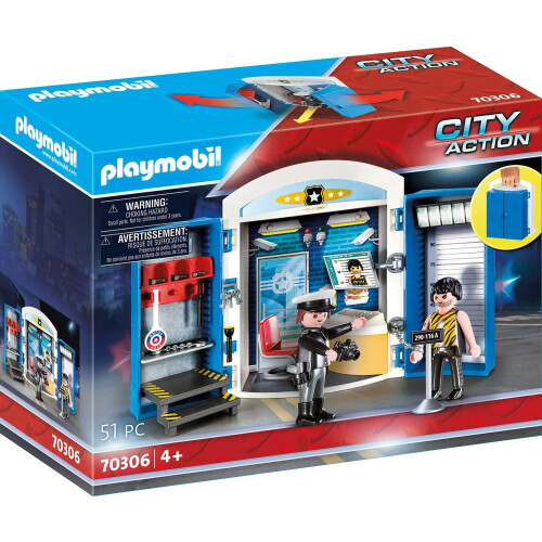 Playmobil  70306 City Action Police Station