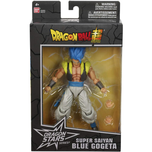 Dragonball Super Dragon Stars - Super Saiyan Blue Gogeta