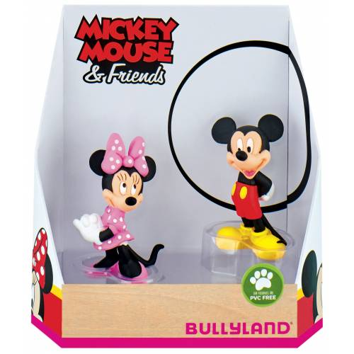 Bullyland - Mickey & Minnie Gift Set