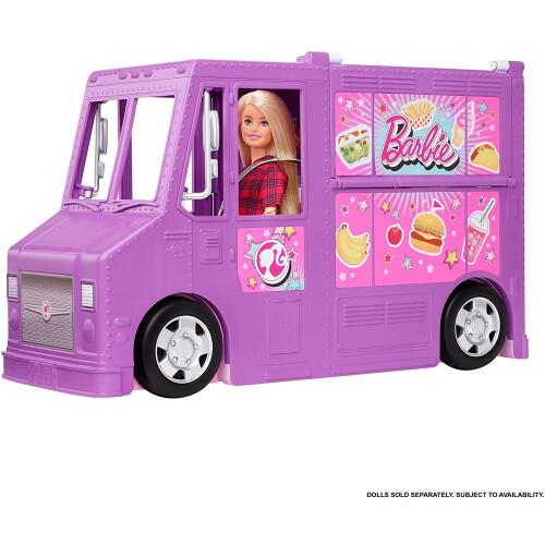 Barbie Fresh N Fun Food Truck