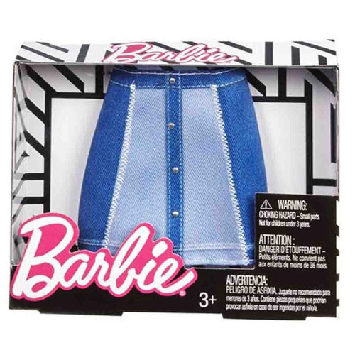 Barbie Fashionistas Skirt (FPH37)
