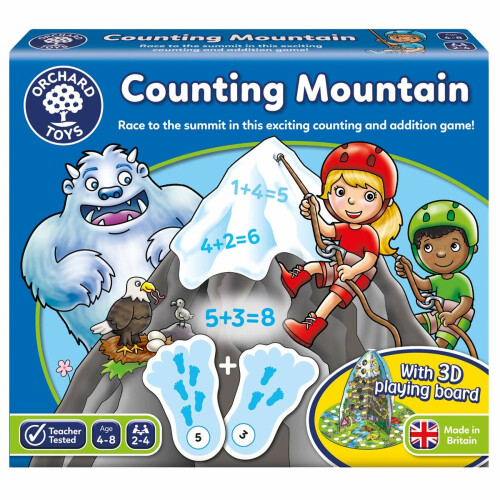 Orchard Counting Mountain