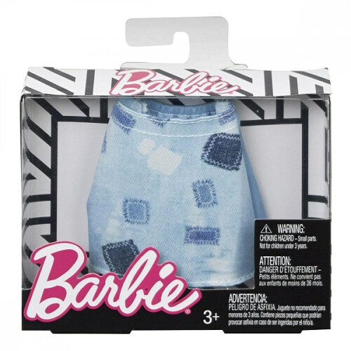 Barbie Fashionistas Skirt (FPH24)