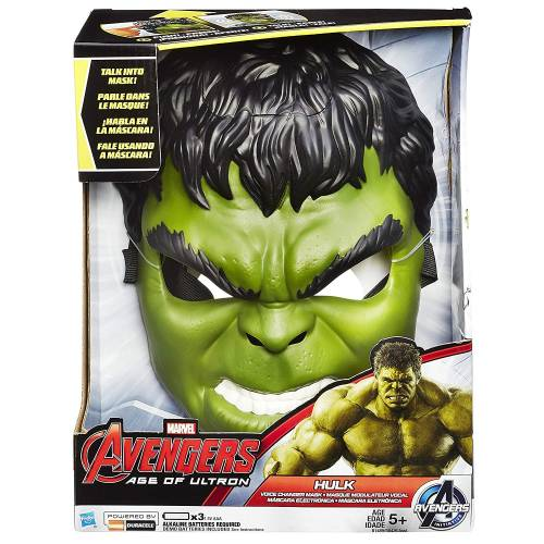 Avengers Age Of Ultron Voice Changer Mask - Hulk
